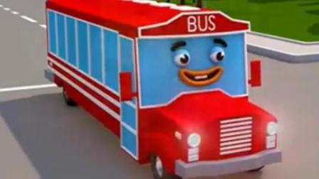 汽车总动员玩具 赛车总动员 挖掘机之大卡车飙车动画视频