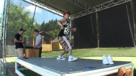 HIP HOP DANCE WORKSHOP _ AKIHICO third class _ SDK EUROPE 2013 (Part 04)