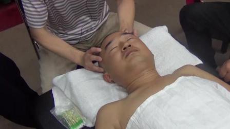 邹锦华邹氏柔性无痛正骨之头面部点穴手法