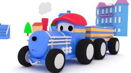 托马斯小火车和它的朋友们之托马斯小火车