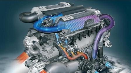 布加迪的W16发动机有多复杂? 看完只得感叹该卖2500万!