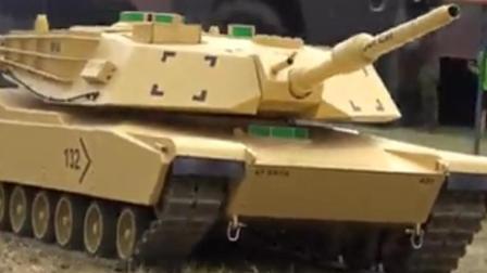 世界坦克动画片 坦克玩具乐园 军事战队之装甲车大战敌人动画