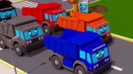 赛车总动员玩具动画视频 汽车总动员动画 极速赛车动画视频