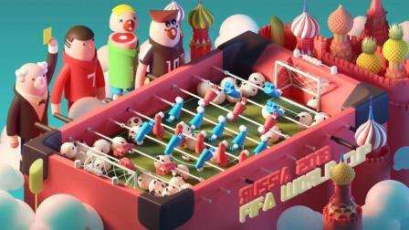 桌面足球热血来袭, 让你的世界杯追球季沸腾起来吧!