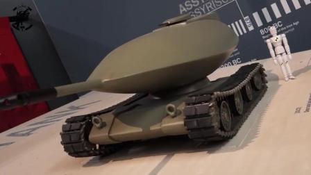 欧洲二模型展, 猎虎坦克引来关注, 还有当时德军各科幻武器