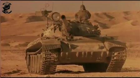 当年中国59式坦克在沙漠中的雄风, 无后坐炮根本无法穿透