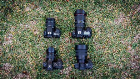 谁是最好的vlog相机(6d2 VS 200d VS GH5 VS a7iii)