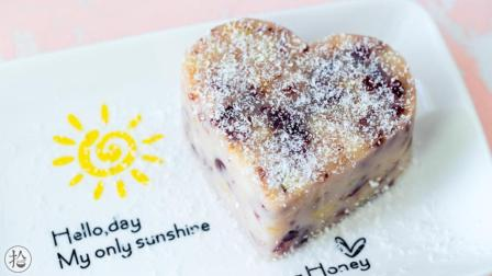 这份水蜜蜜的清甜凉糕 把夏日的燥热统统赶跑