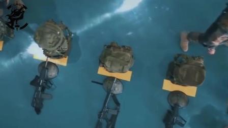 印度特种部队演习宣传片, 使用枪械类型, 让人眼花缭乱