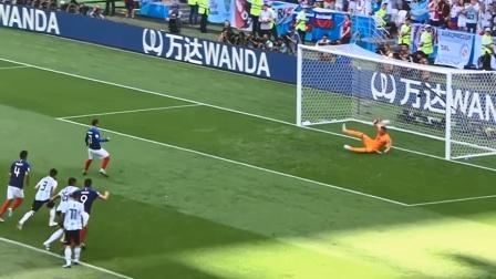 法国VS阿根廷,姆巴佩速进两球,助高卢雄鸡队挺进八强