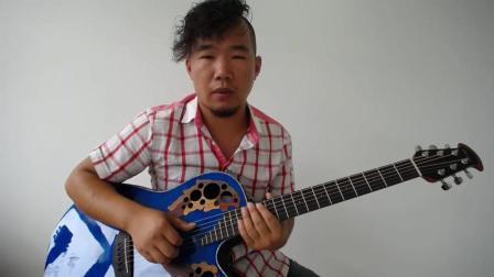 吉他教学 常用的扫弦手法介绍