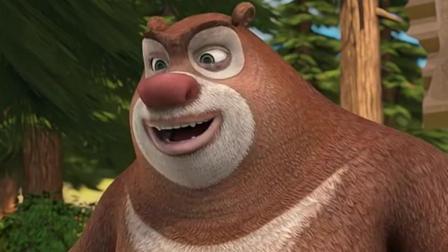 熊出没之探险日记  熊熊乐园 熊出没之熊心归来之熊大海岛大冒险动画视频