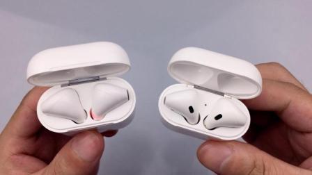 华强北的山寨苹果Airpods开箱, 库克看了要哭!