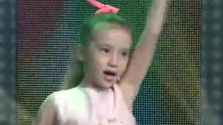 《Hihi_bybye》演唱-段静雨才艺六一表演歌曲唱歌儿童天籁童声少儿比赛
