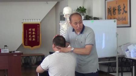 张福忠运动正骨疗法之皮卡压神经讲解加摸脊