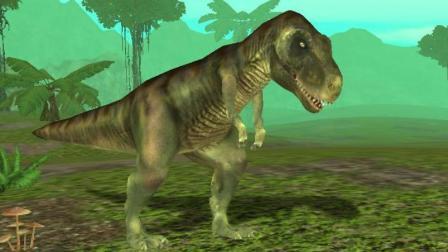 侏罗纪世界 恐龙世界 恐龙总动员之小恐龙大冒险玩具动画视频