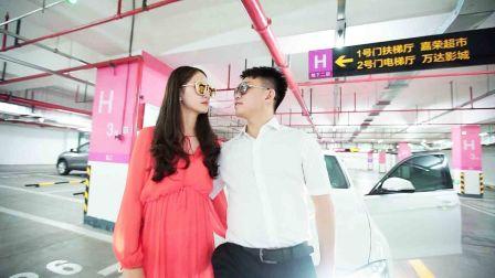 谢森+杨丹琳  婚礼预告片