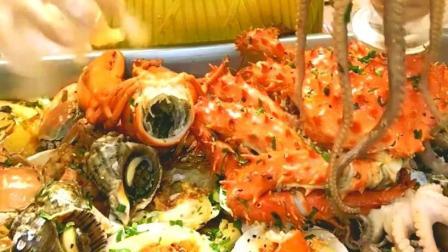 香辣发财蟹美食小吃, 嘎嘣的清脆爽口, 美味原来听得见的