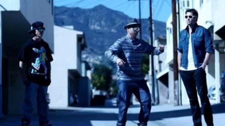 街舞教学-Fresno连接Walk-Out教学
