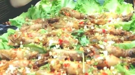 香辣鱿鱼仔美食小吃, 有米的小个子, 吃起来特有嚼劲