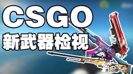 新武器检视一览(不含刀) - CSGO (KaoShen)