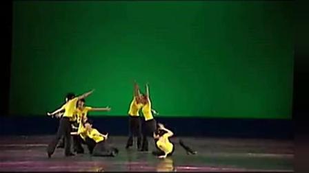少儿中国舞考级第十级-单舞步大齐曲