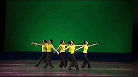 少儿中国舞考级第十级-交响练习单元