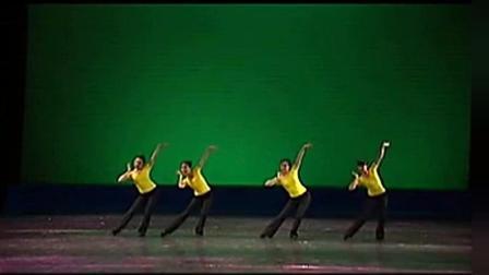 少儿中国舞考级第十级-卡农练习