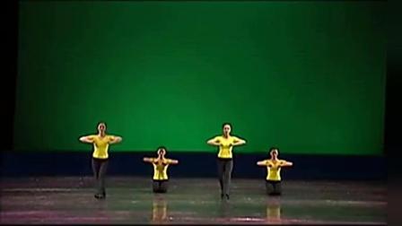 少儿中国舞考级第十级-主题单元练习