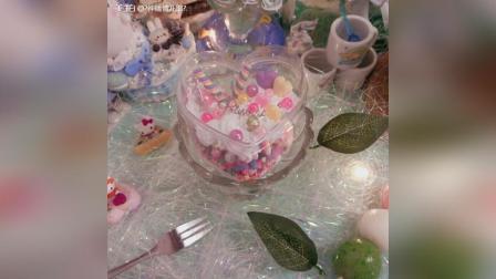 黏土DIY糖果派对, 你想吃吗