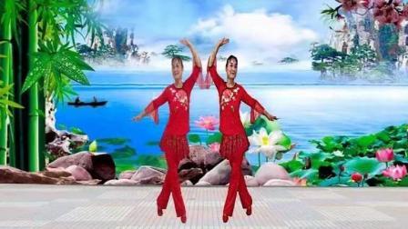 凤之韵广场舞《我的快乐就是想你》 演示 制作 凤之韵