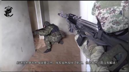 每分射速1800发的AN94突击步枪, 在实弹训练中的运用