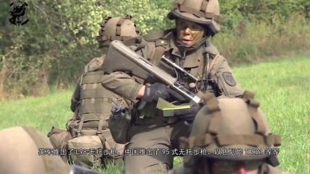 全球最早的AUG无托步枪, 丛林作战性能不错