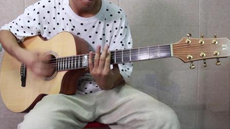 王贰浪版《往后余生》吉他弹唱靠谱吉他蔡宁使用娜塔莎JC4全单吉他