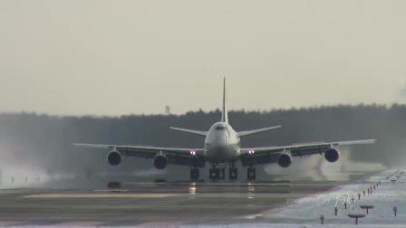 网友: 这是我见过最稳的波音747降落视频, 你认为呢?