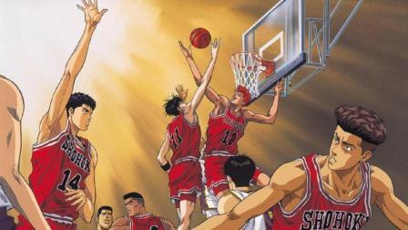 刘哔温情解说8090后情怀神剧《灌篮高手》, 教练我想打篮球! !