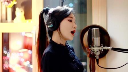 韩国人气网红翻唱歌曲 好嗓音犹如天籁之音