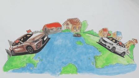 法拉利、保时捷争相进军, 现在的新能源汽车到底怎么样?