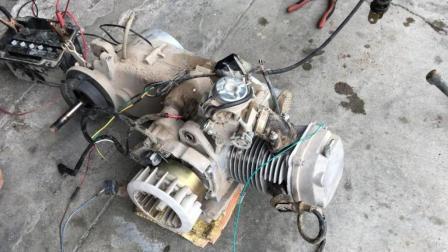 摩托车维修, 高压点火线路原理你知道多少? 伍哥详细讲解每一根线