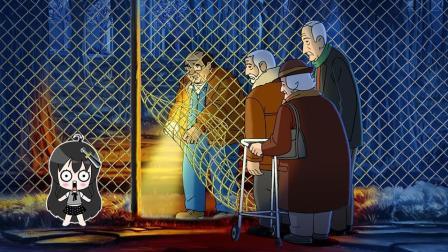 3个老年痴呆患者半夜出逃养老院, 只因不想去那有奇怪声音的顶楼!