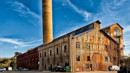500多艺术创造者的新潮设计! 让这个酿酒厂闻名美国艺术界!