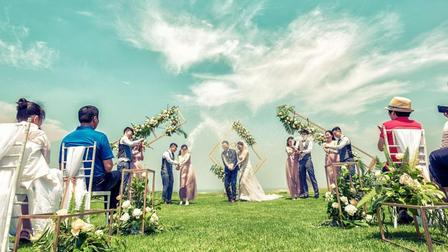 V视觉影视「Dream Wedding」户外婚礼电影