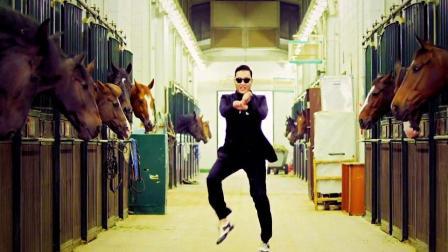 曾经火遍中国的韩国神曲, 《江南style》强势洗脑, 骑马舞称霸广场
