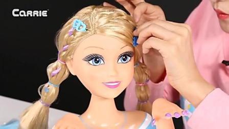 凯利和玩具朋友们, 闪耀女孩美发美甲玩具