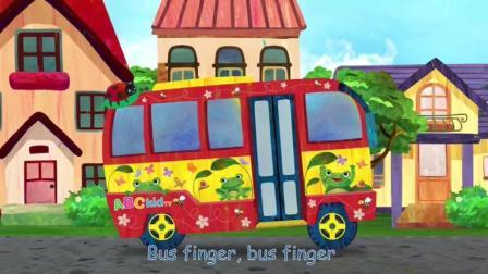 早教英语儿歌, 交通工具手指家庭歌《Finger Family 》