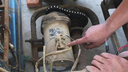 电动车修理, 你知道怎么快速判断水三轮控制器好坏吗? 师傅告诉你