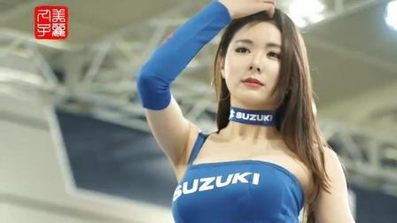 车展车模 Racing Model Min Yurin - 3 18082104