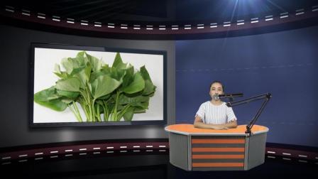 红薯叶被称为顶级人参? 里面隐藏着3大功效和2大吃法你都知道吗?