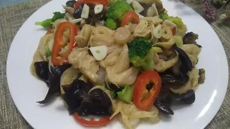 猴头菇该怎么吃? 猴头菇除了煲汤还可以这样炒, 东北菜鲜味猴头菇