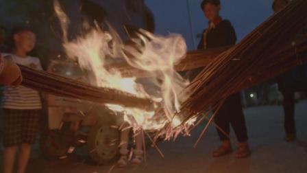 沙玛雪峰的作品《云中村庄》歌曲